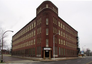 Buster Brown Shoe Factory