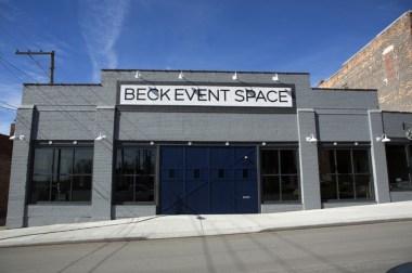 Beck Event Center