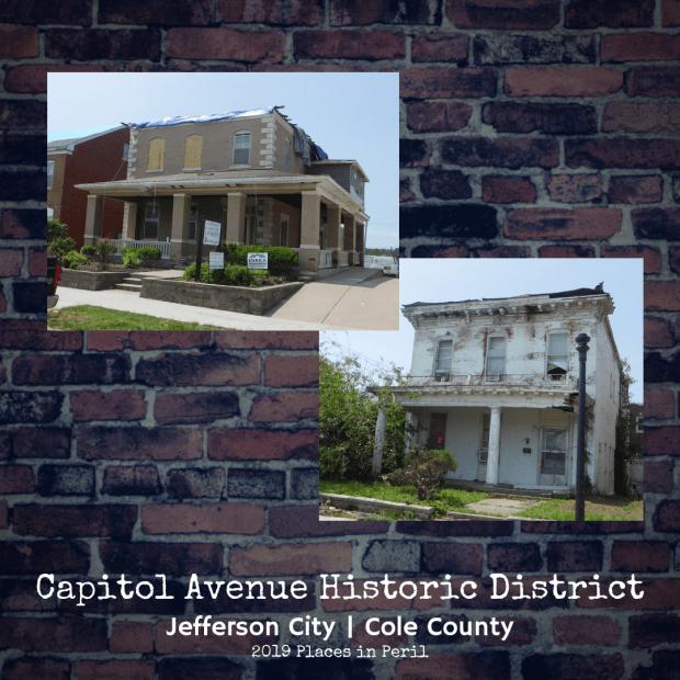 Capitol Avenue Historic District