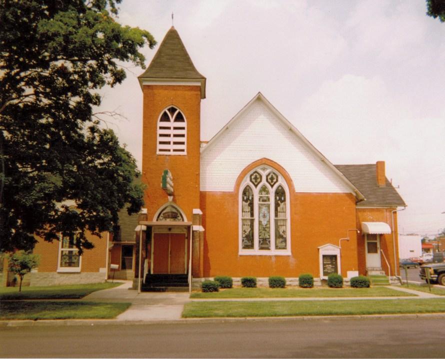 Washington Avenue Baptist Church (photo c. 2000)
