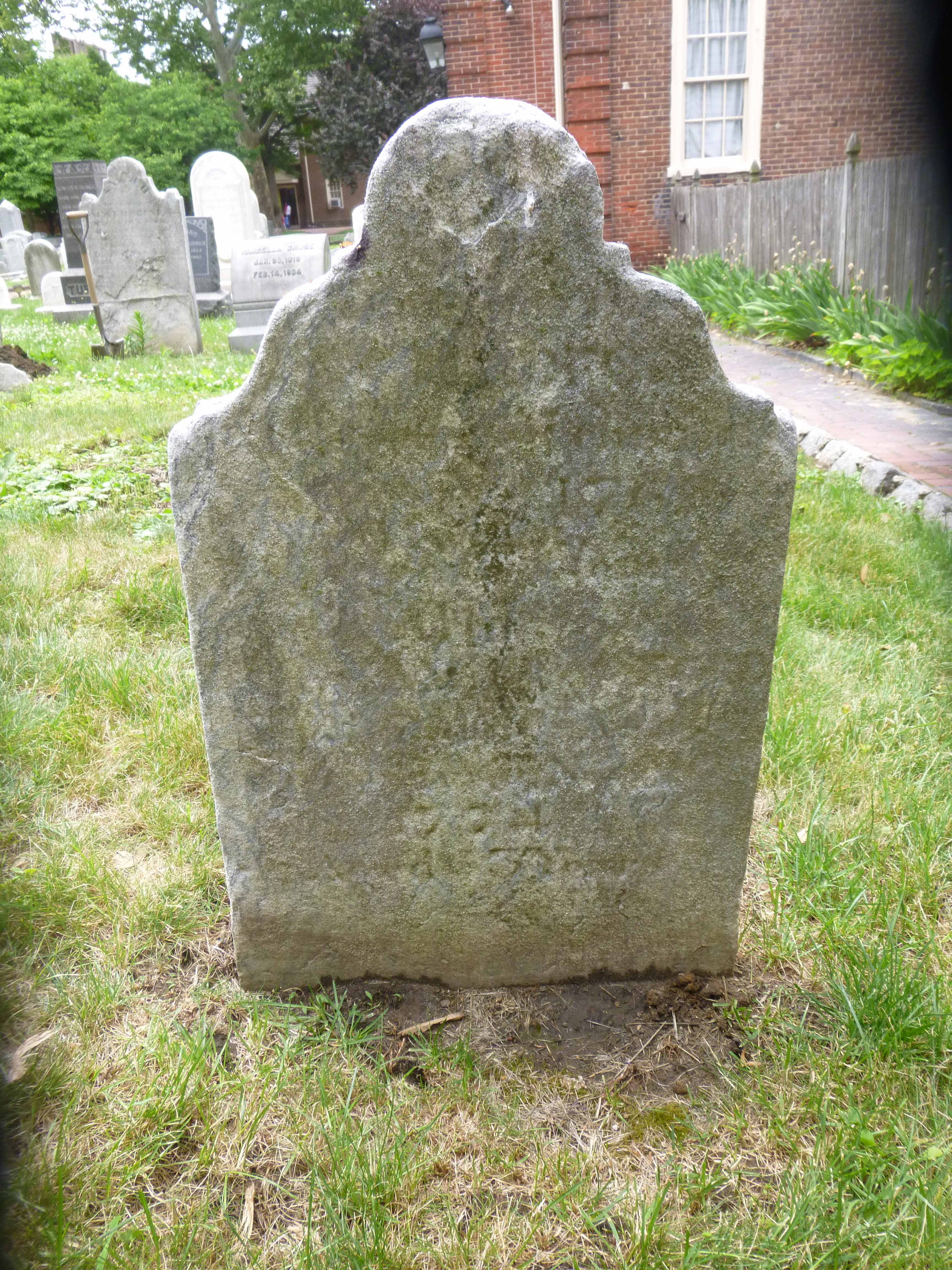 Read more about the article Ann and William Bradford