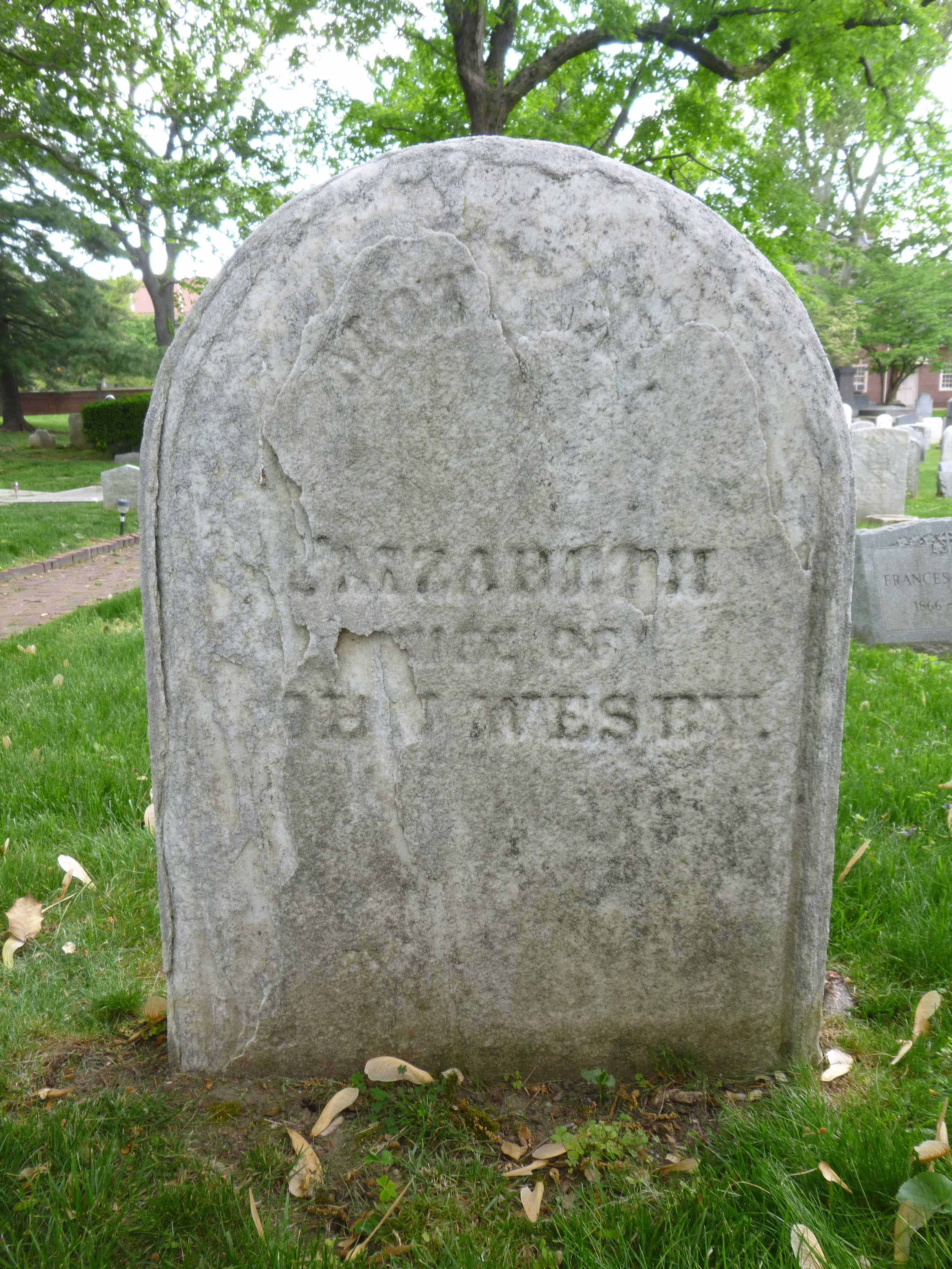 Read more about the article Elizabeth Wesby