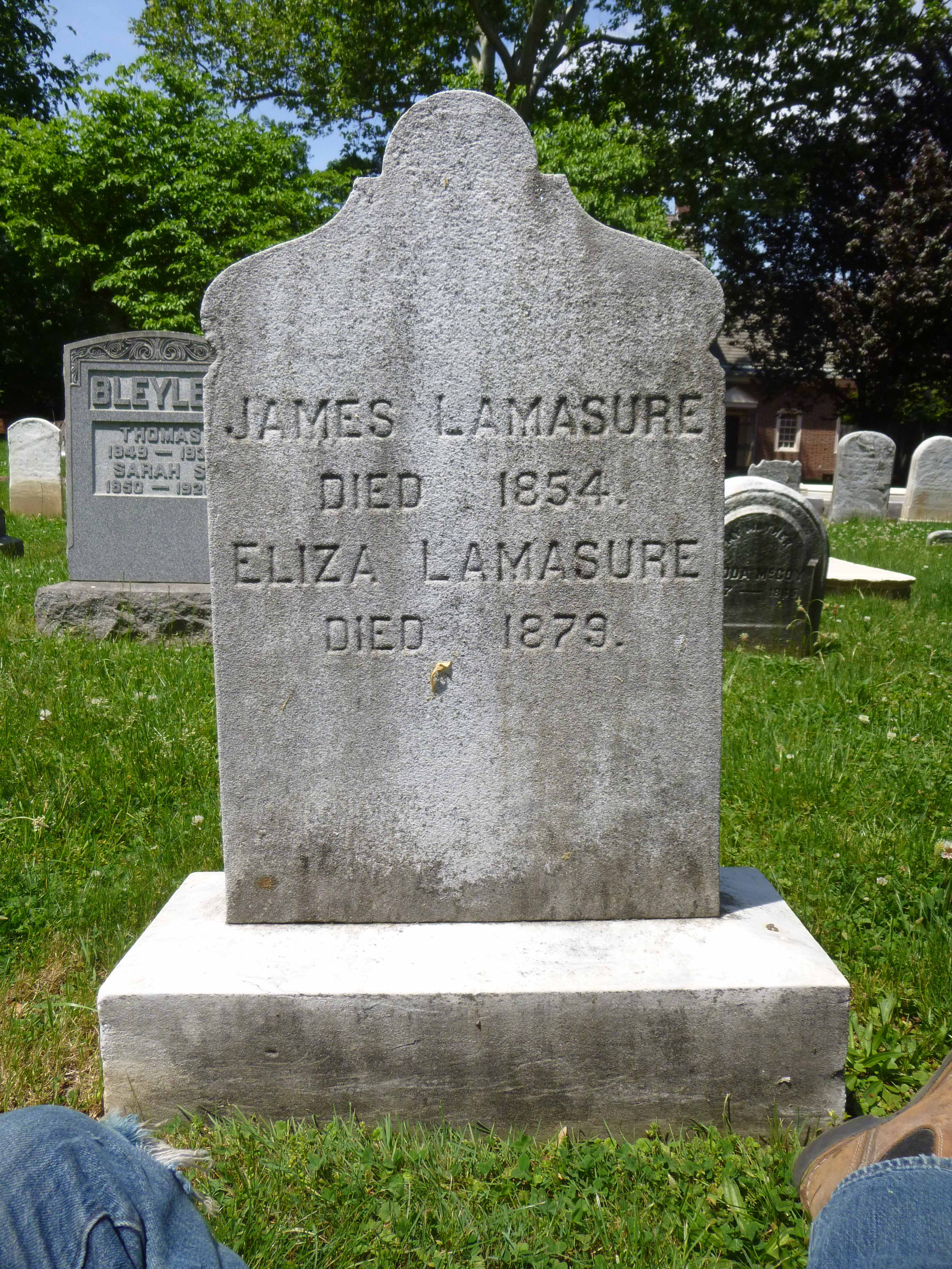 Read more about the article James and Eliza Lamasure