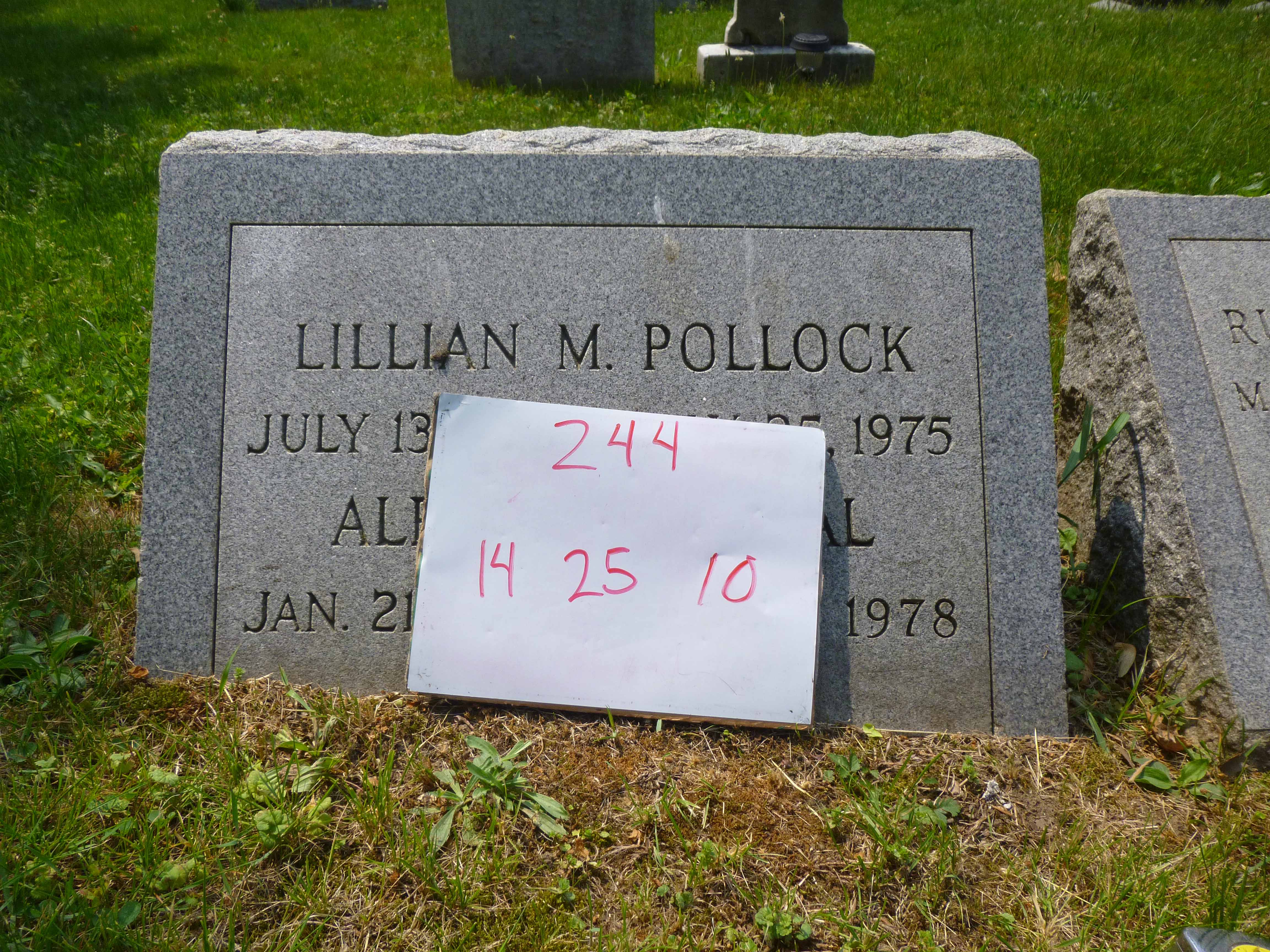 Read more about the article Lillian and Alfred Pollock