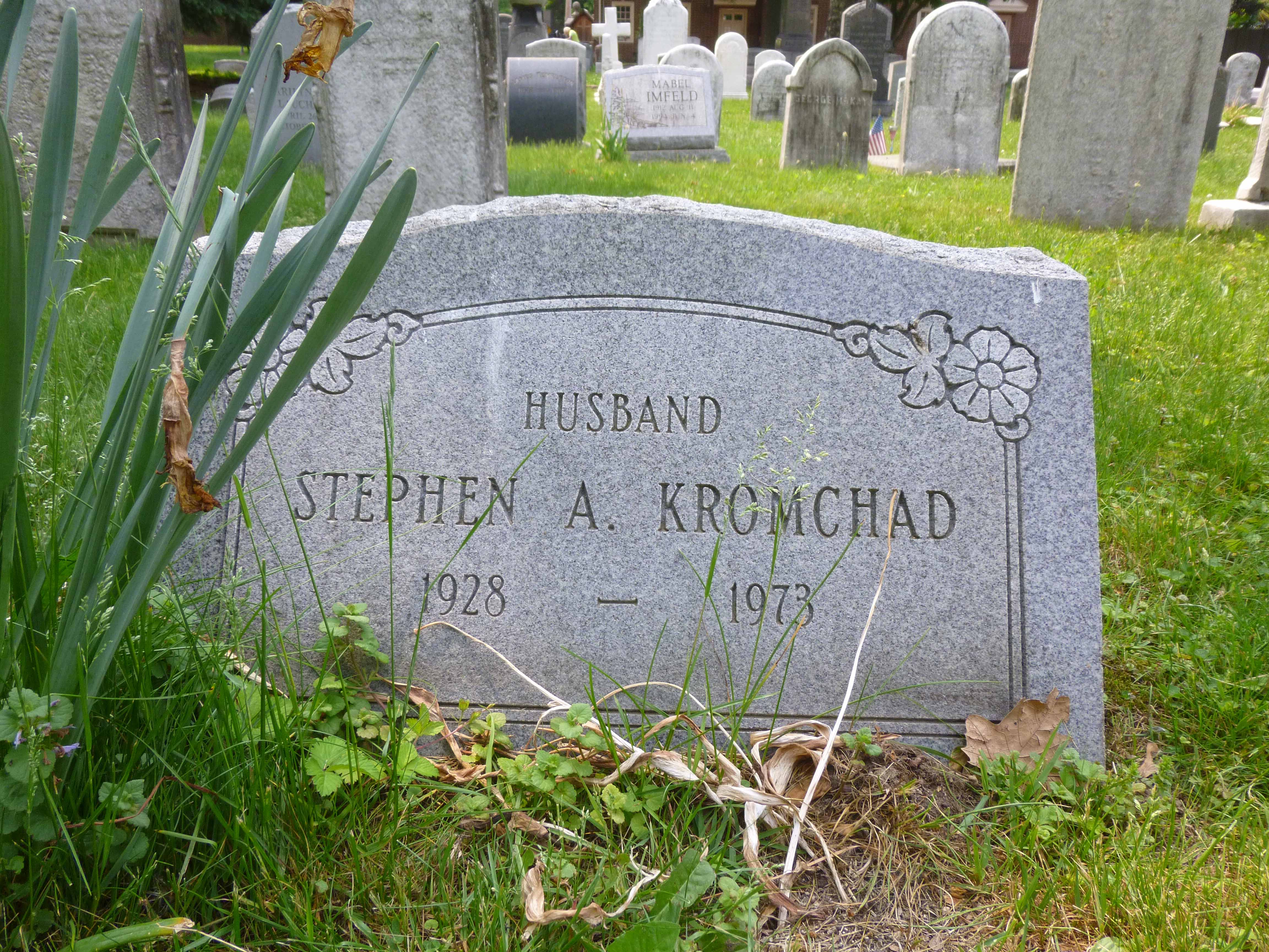 Read more about the article Stephen Kromchad