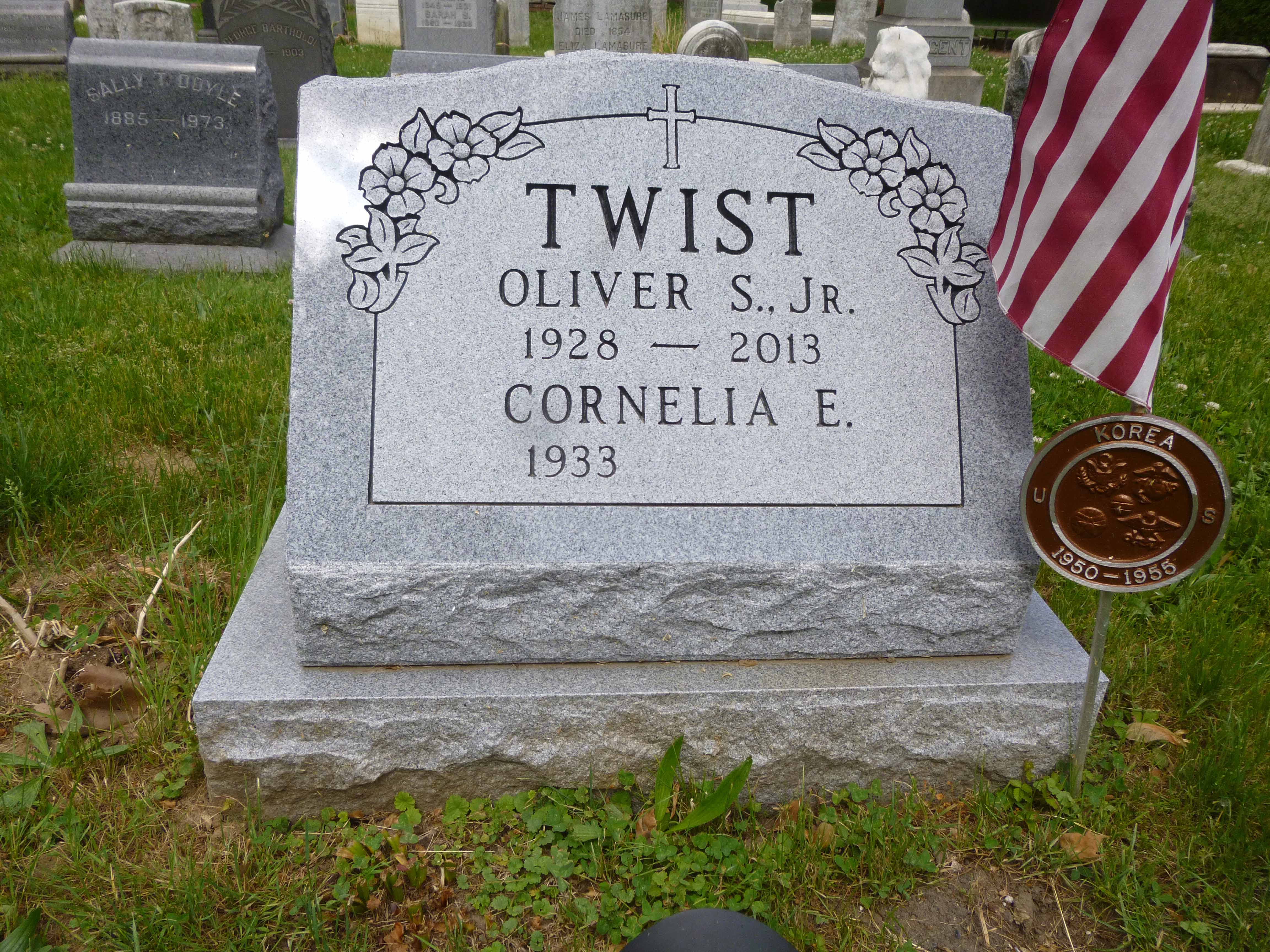Read more about the article Oliver and Cornelia Twist