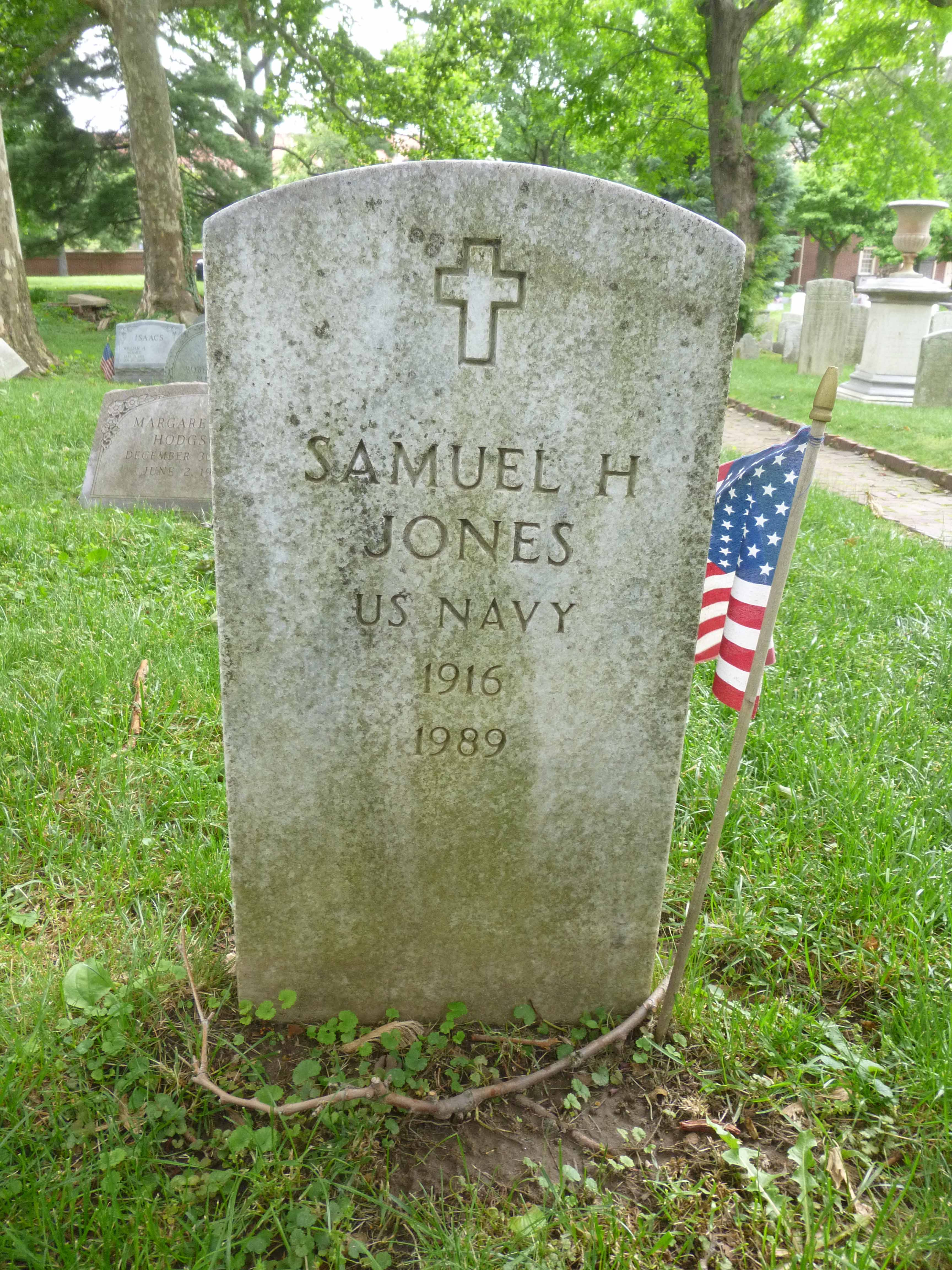 Read more about the article Samuel H. Jones