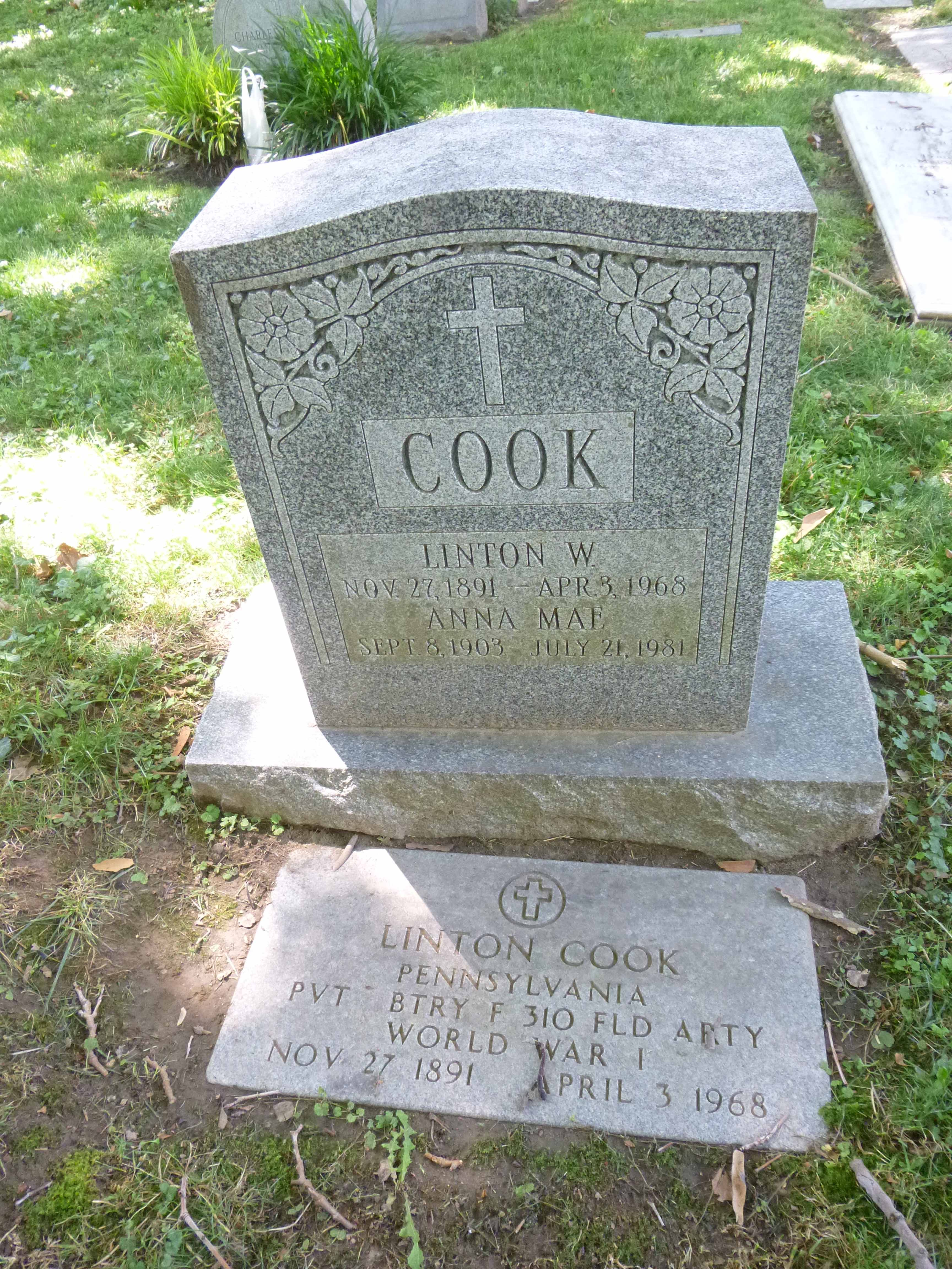 Read more about the article Linton and Anna Cook