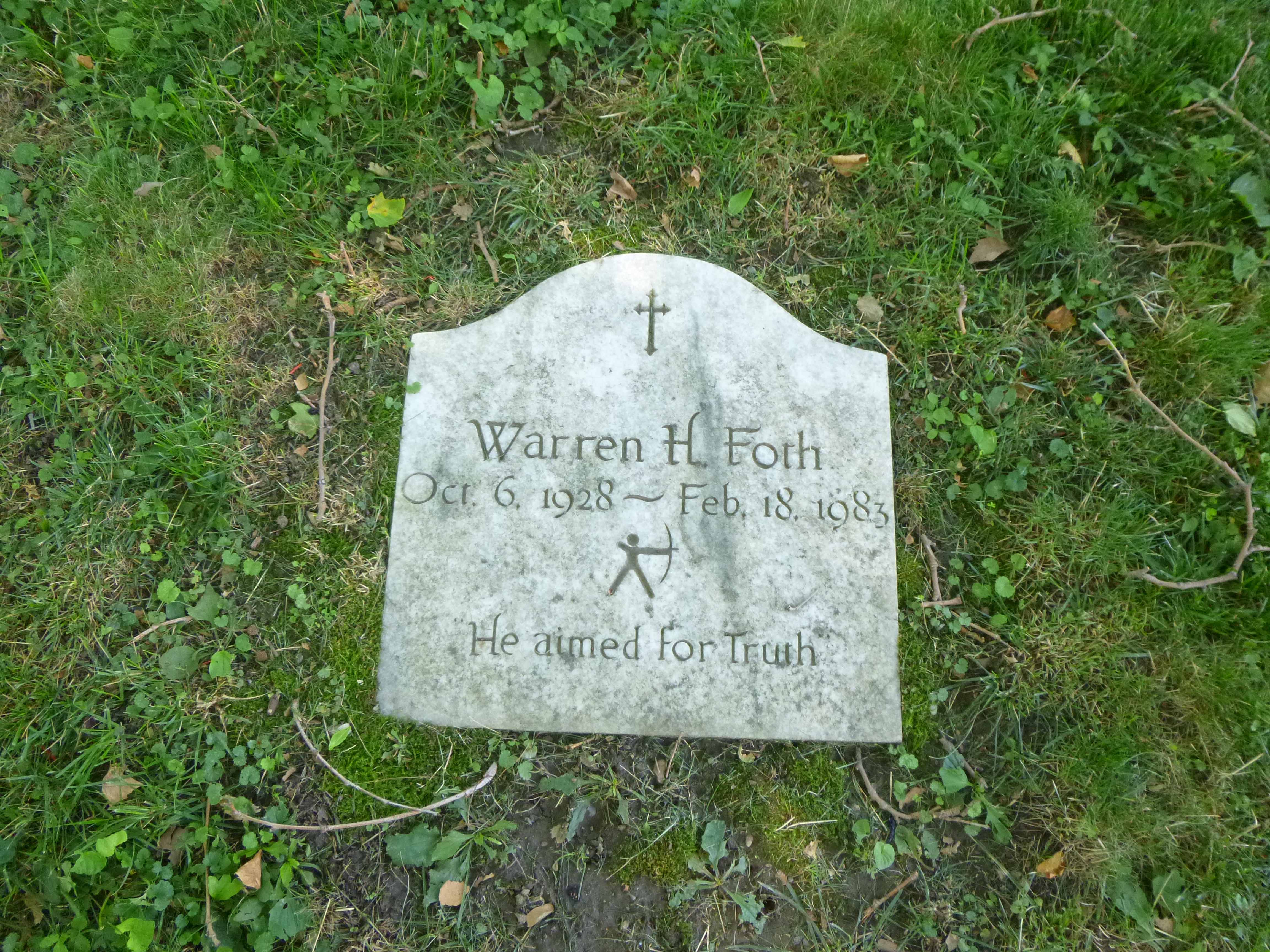 Read more about the article Warren Foth
