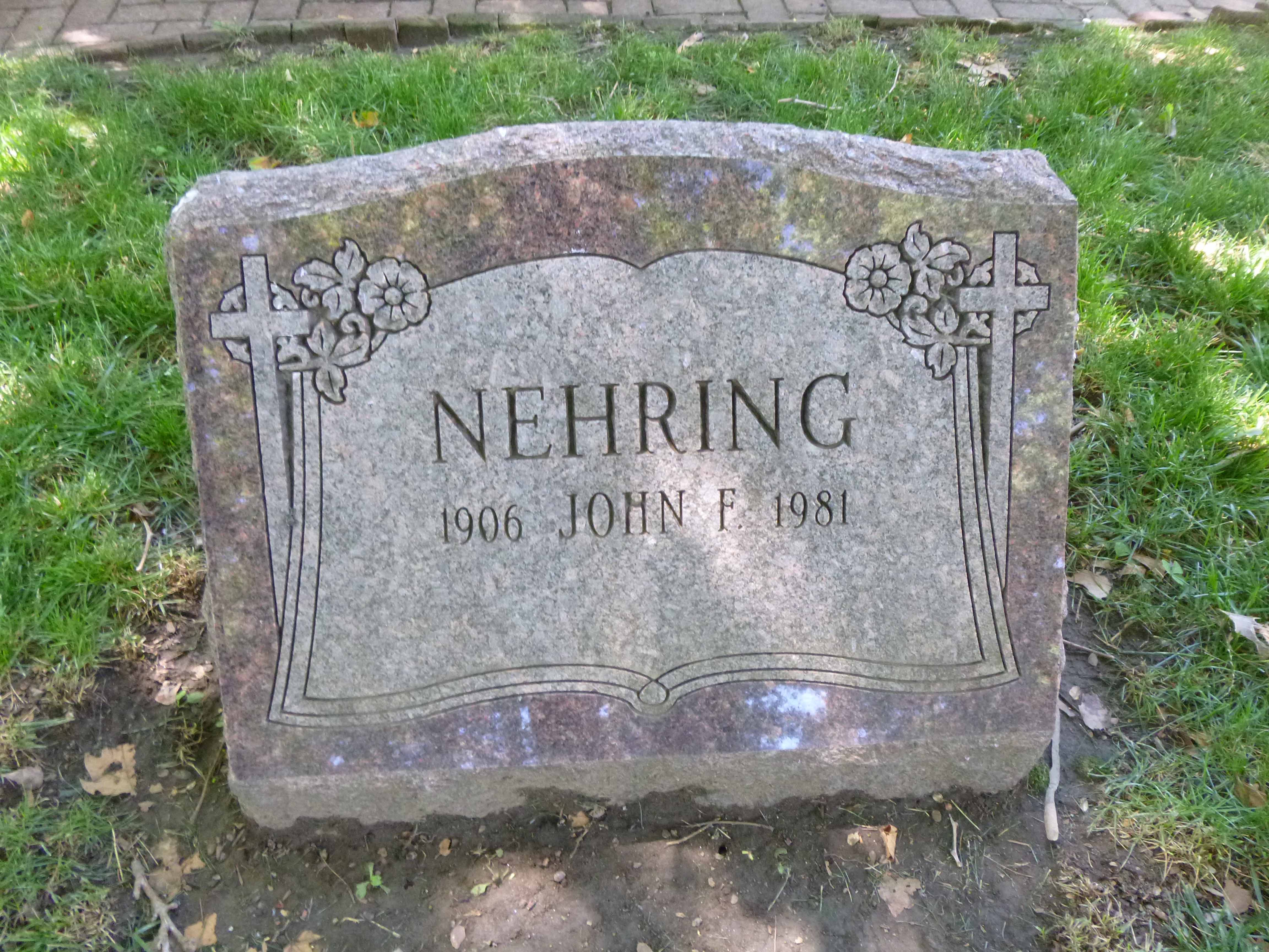 Read more about the article John Nehring