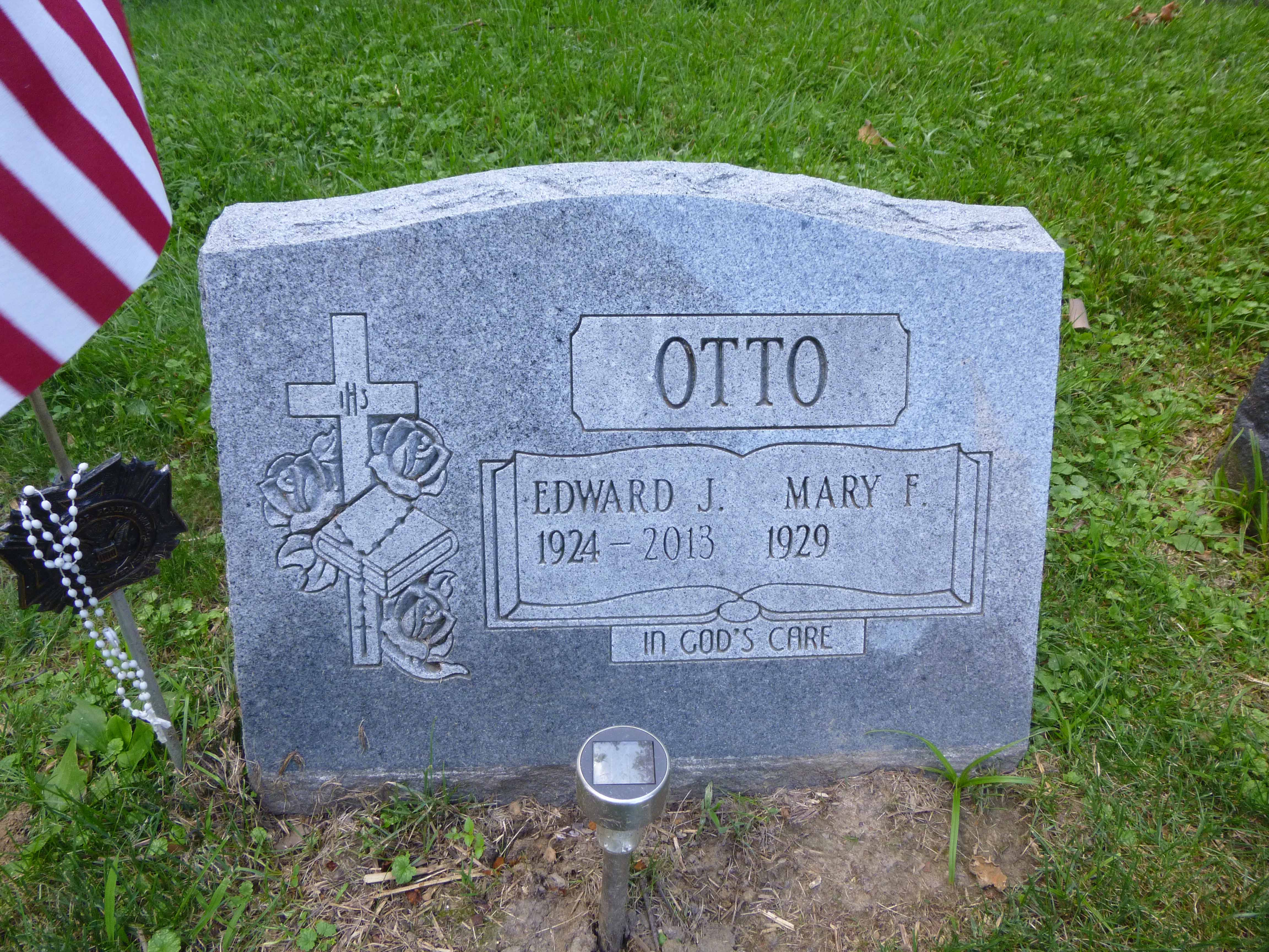 Read more about the article Edward and Mary Otto