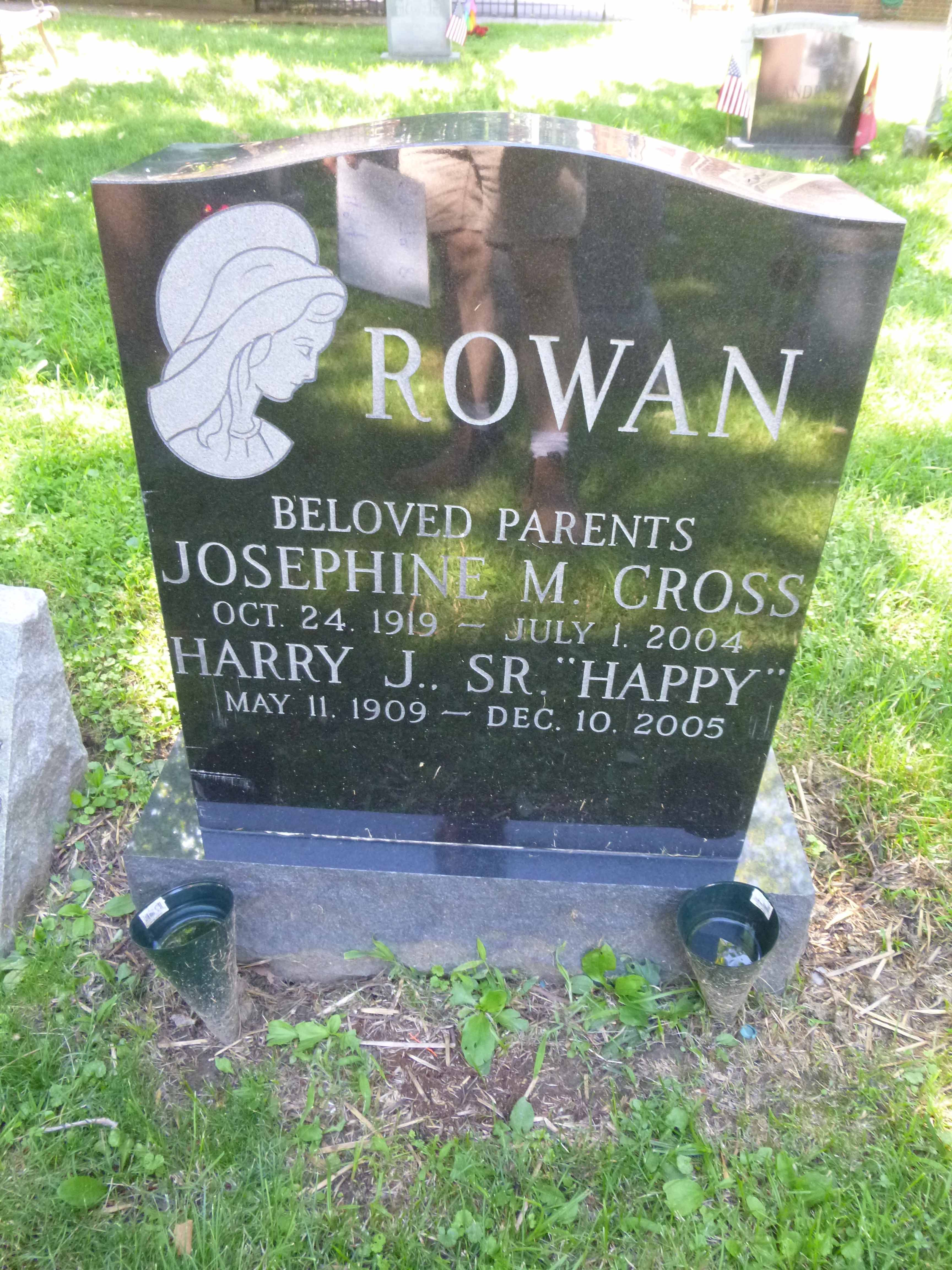 Read more about the article Josephine and Harry Rowan