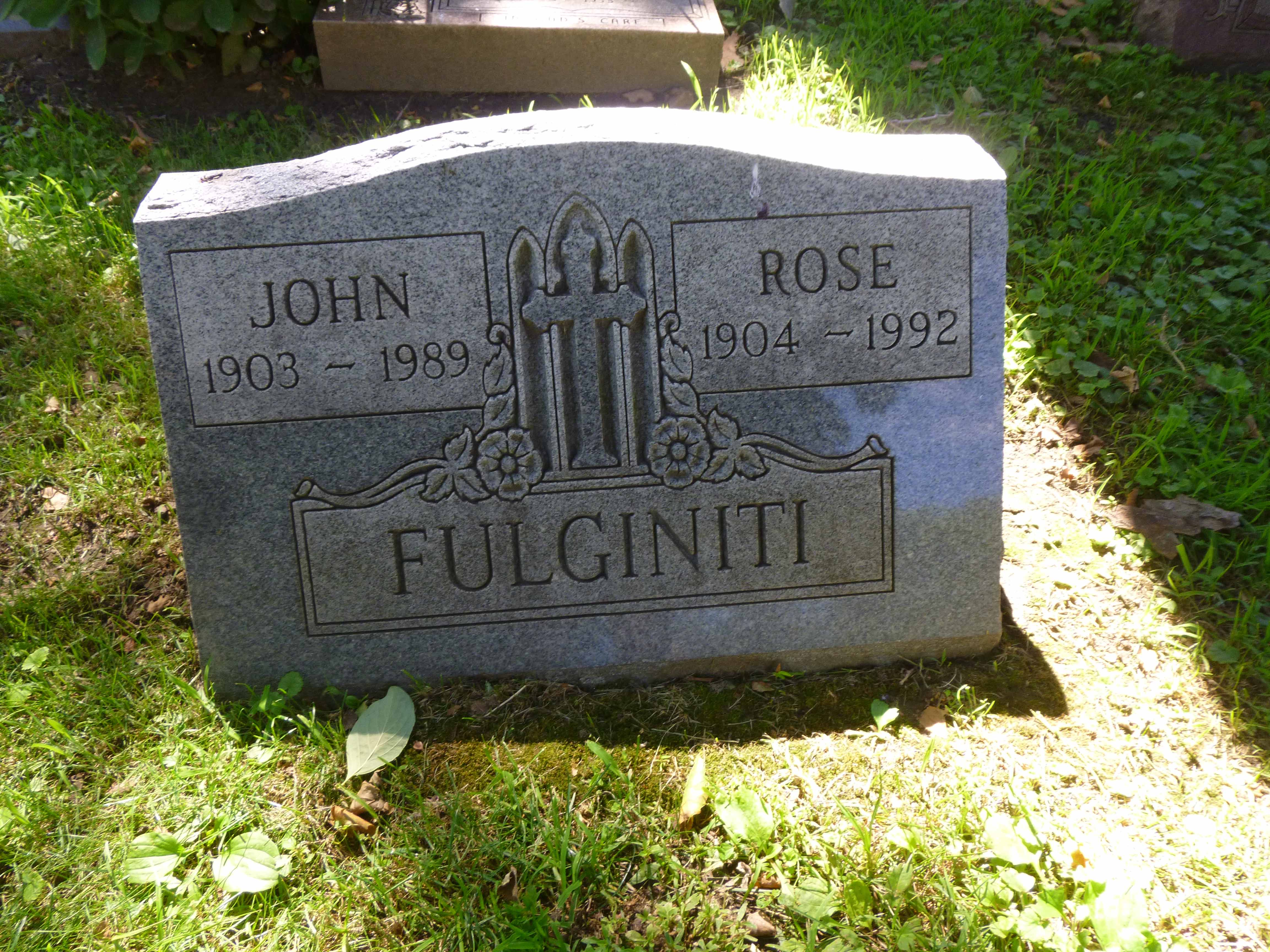 Read more about the article John and Rose Fulginiti