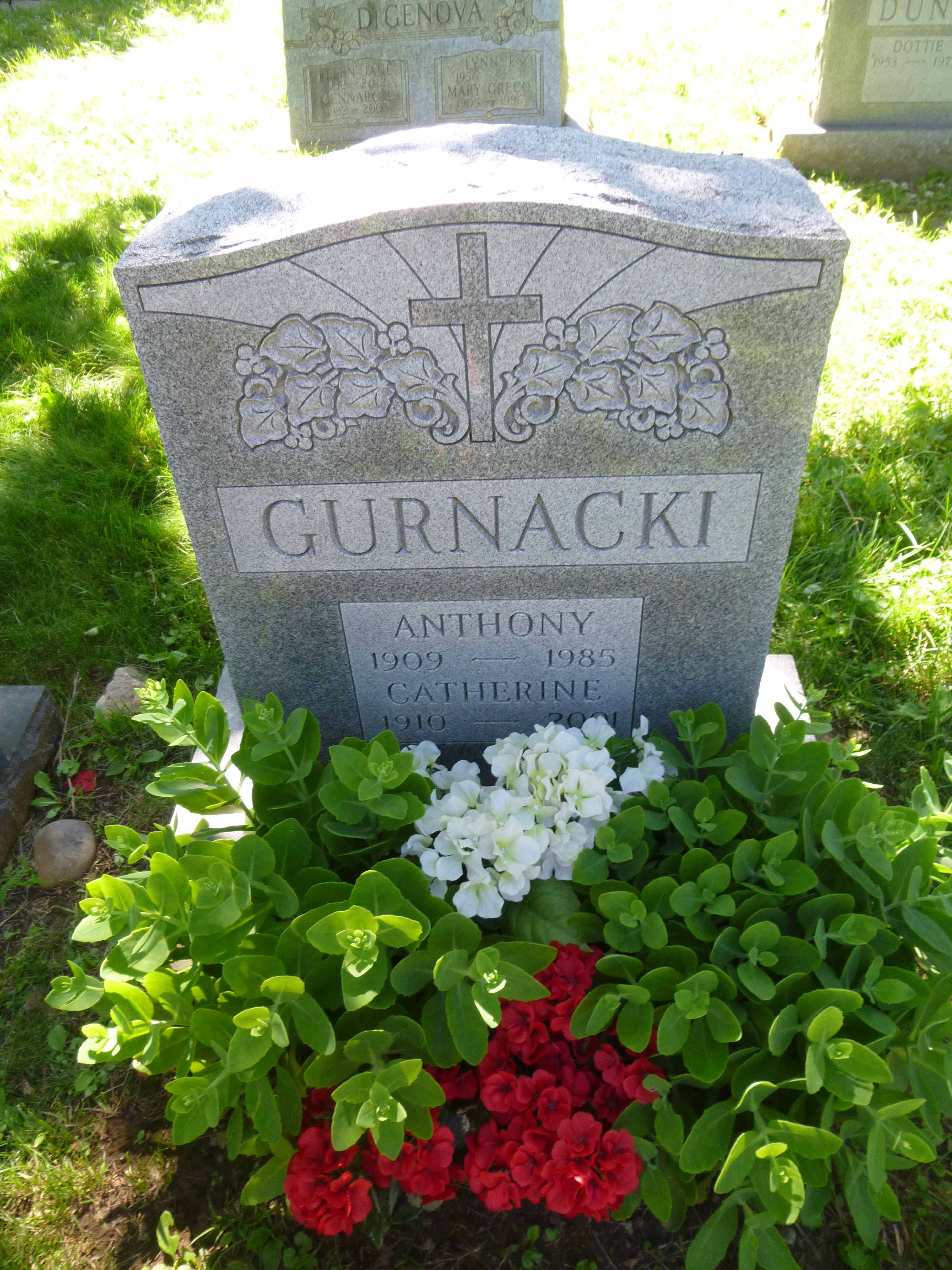 Read more about the article Anthony and Catherine Gurnacki