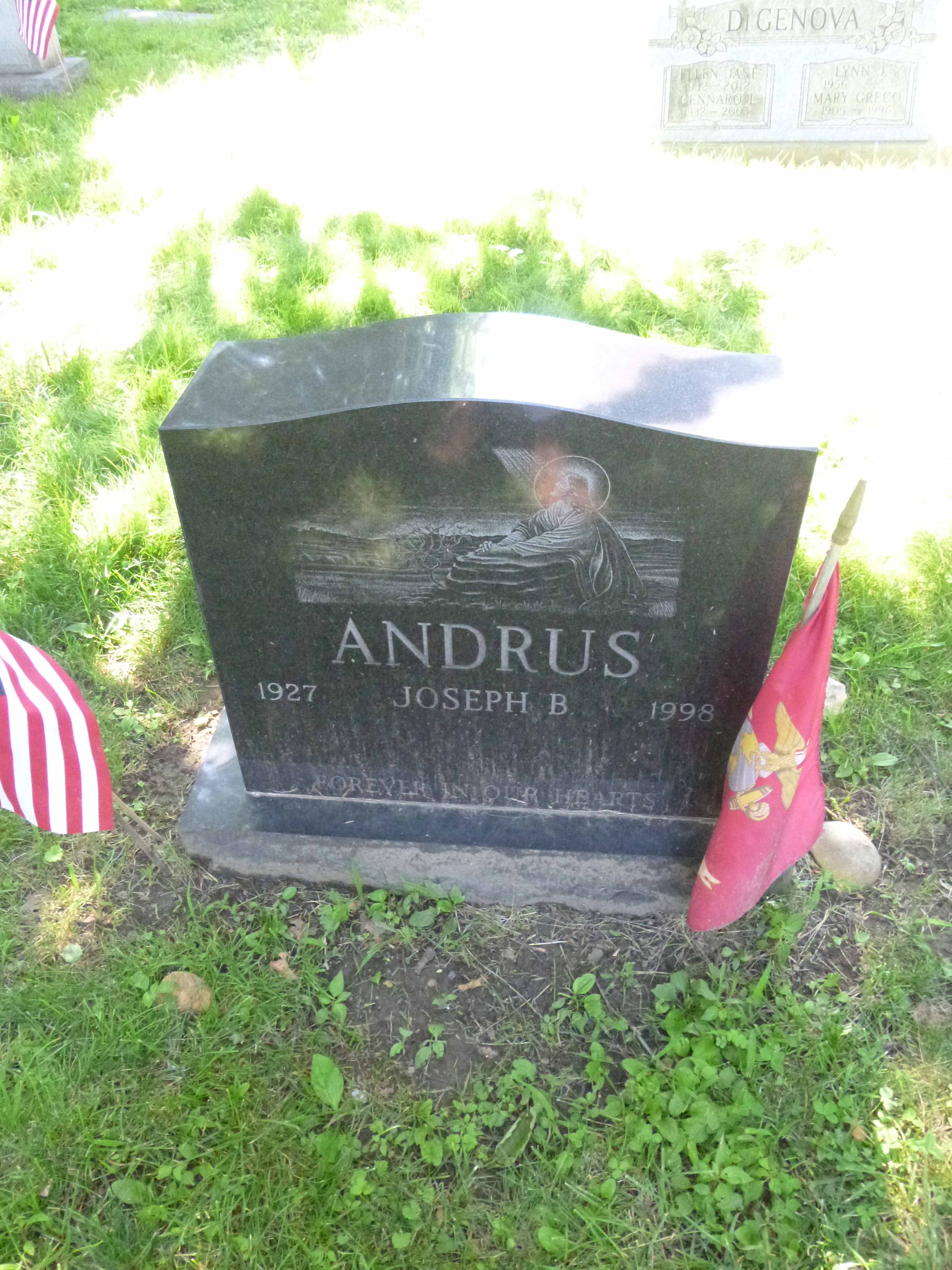Read more about the article Joseph and Theresa J. Andrus