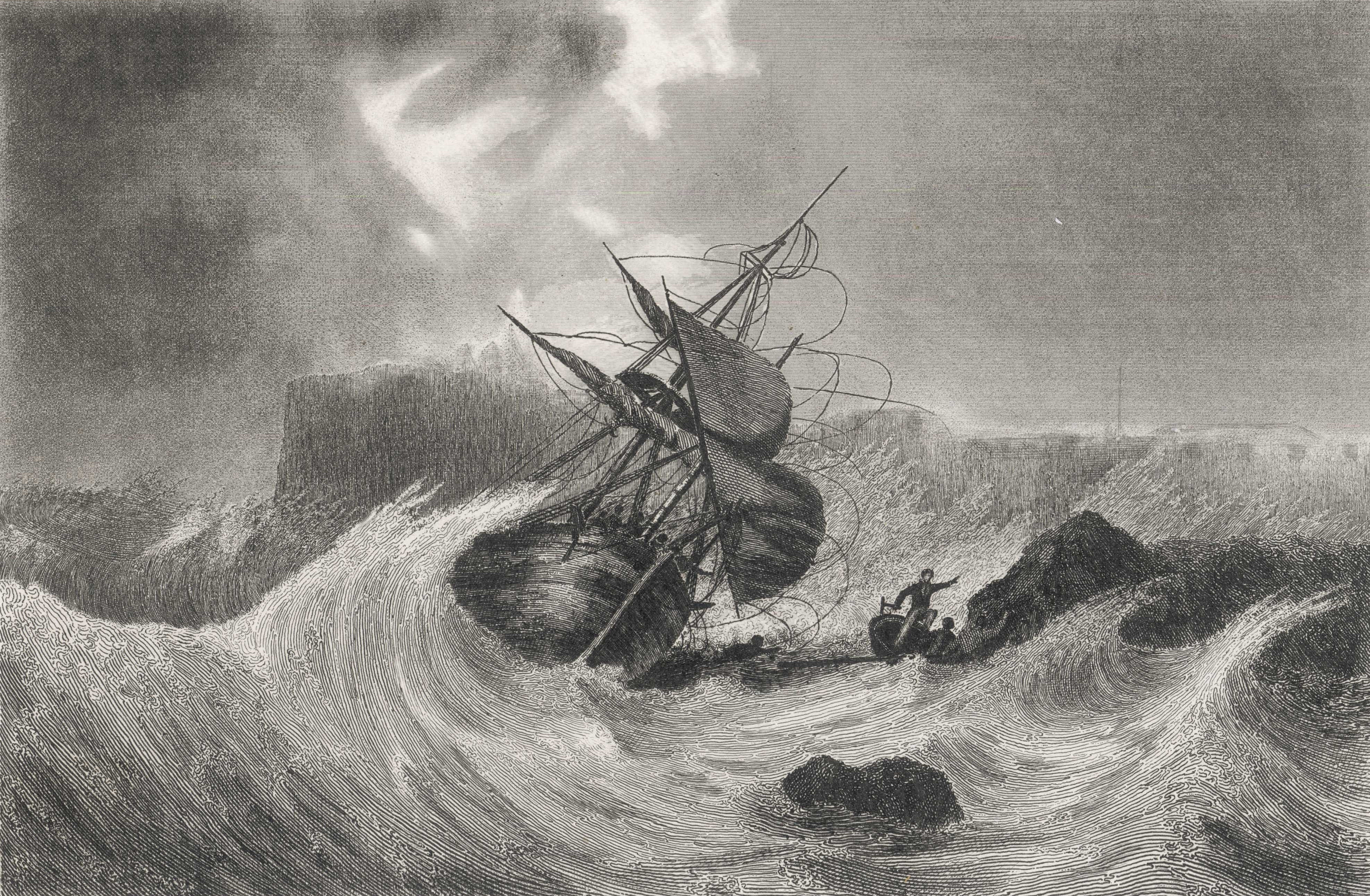 Read more about the article Lost at Sea: James and Josephine Stewart