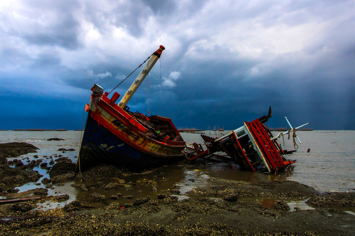 Read more about the article The Perils of the Sea [Lecture + Q&A]