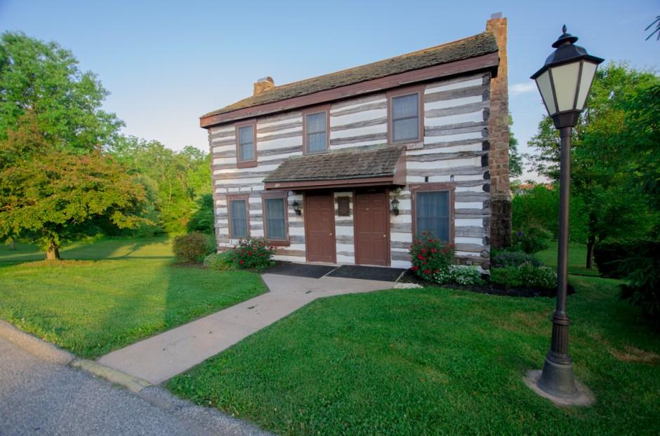 Dover-Log-House