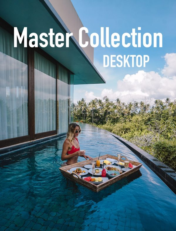 Master Collection Desktop - Meryl Denis Presets