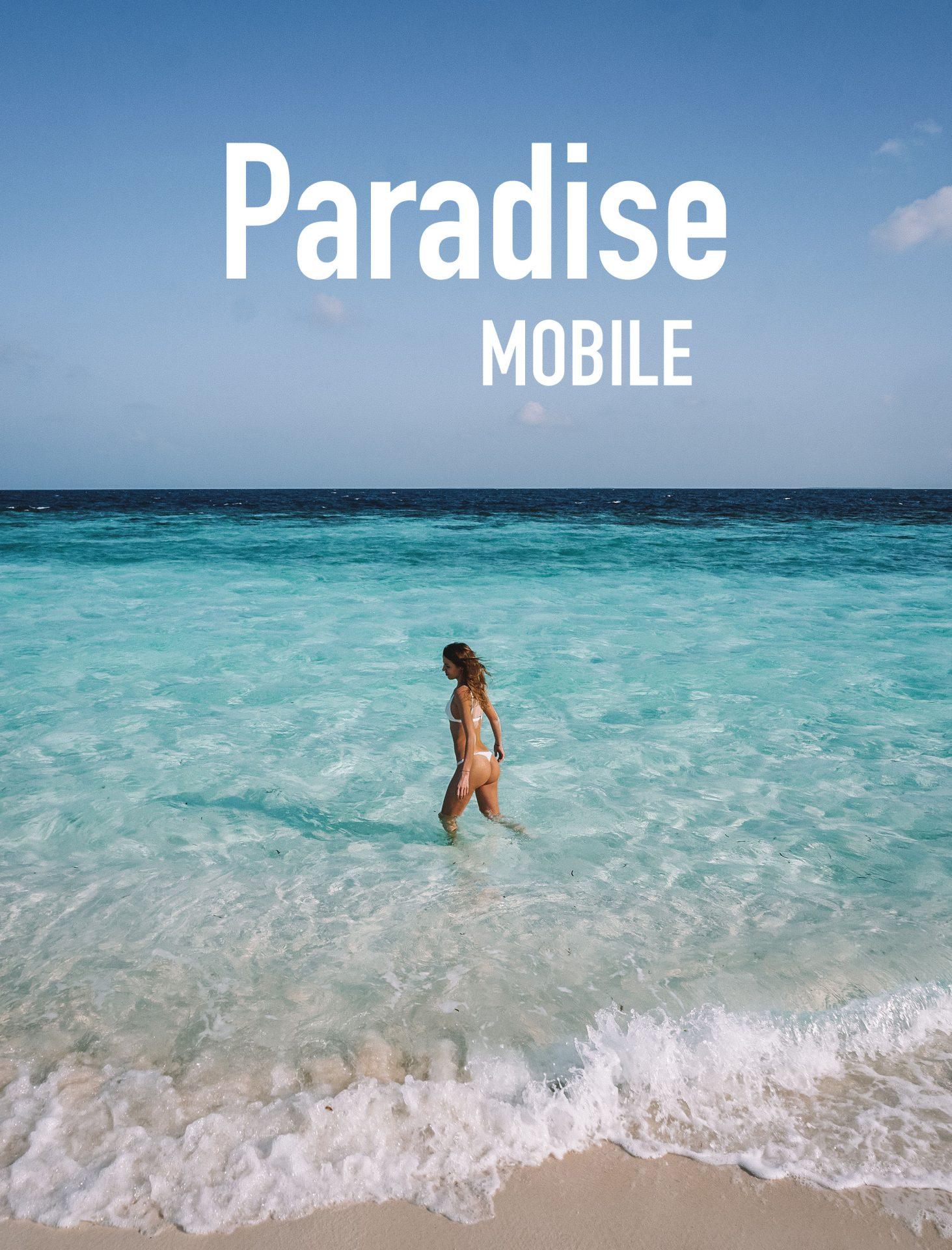 Paradise Mobile - Meryl Denis Presets