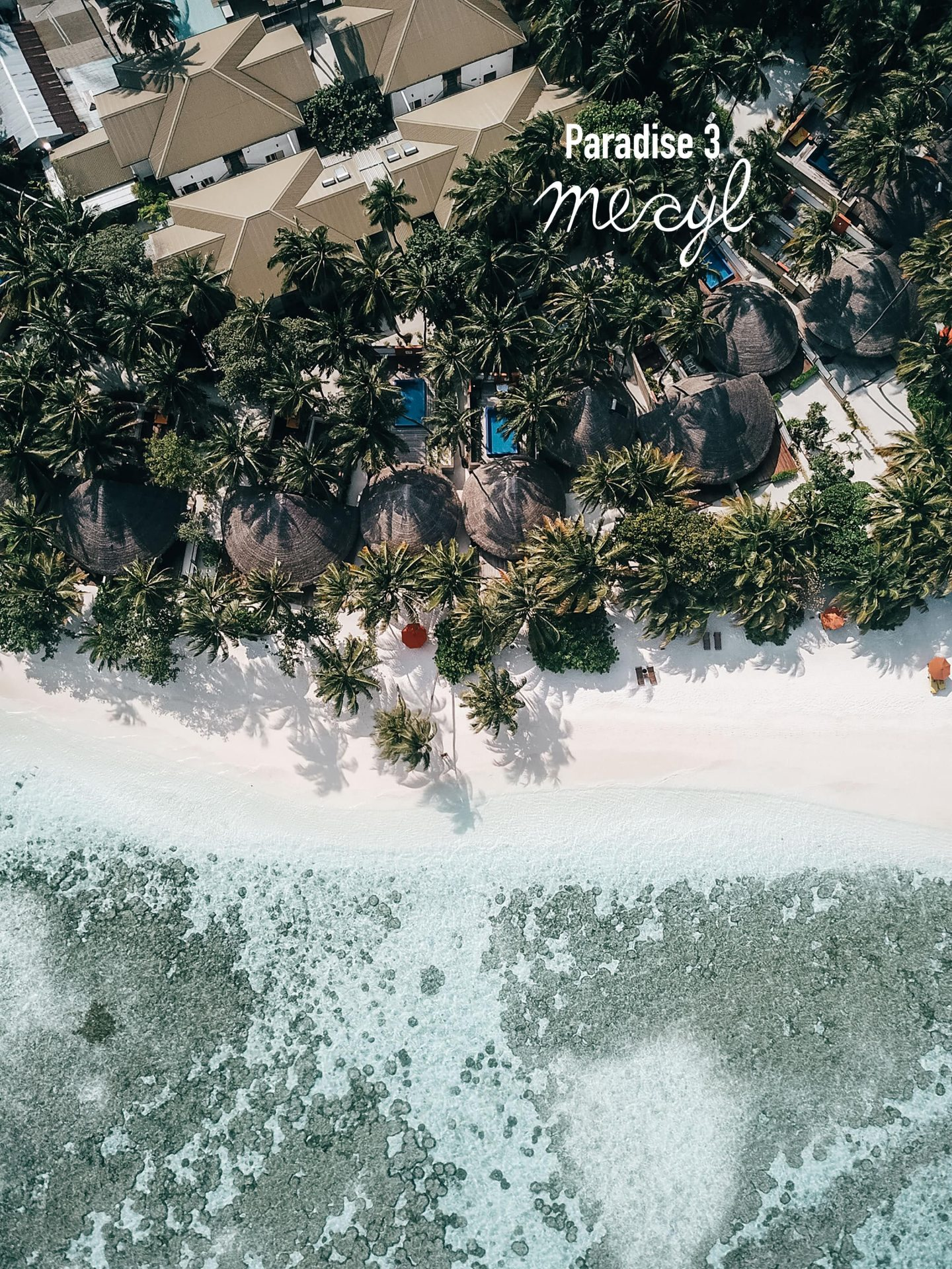 Paradise Mobile 3, Paradise Desktop 2, before / after, presets, lightroom - Meryl Denis Presets