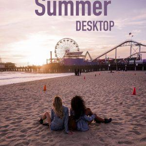 Summer Desktop - Meryl Denis Presets