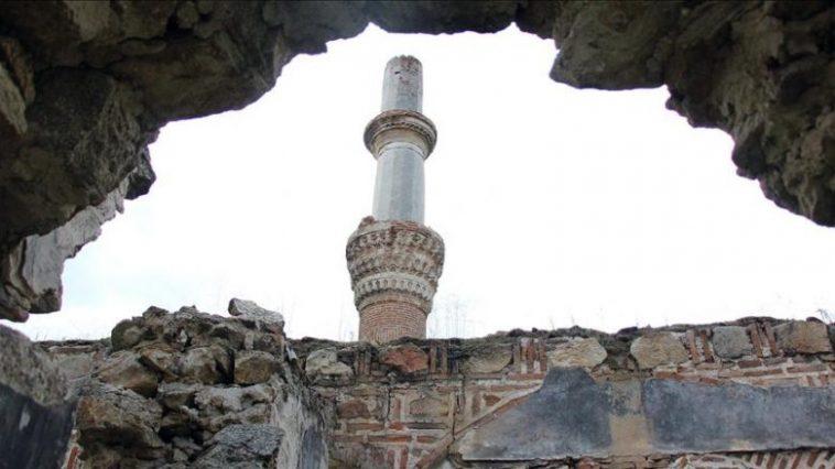 """Résultat de recherche d'images pour """"serbia shkaterroi kishat xhamite kosovë"""""""