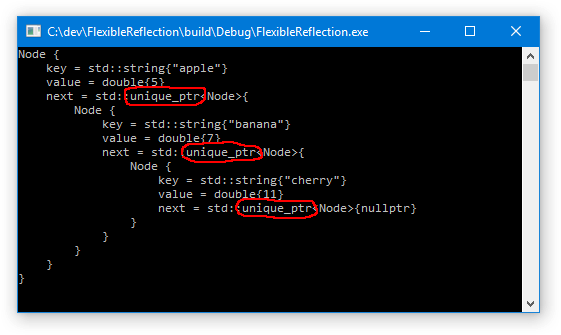 A Flexible Reflection System in C++: Part 2