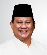 Capres 2019 H. Prabowo Subianto Djojohadikusumo