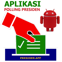 Aplikasi Polling Presiden