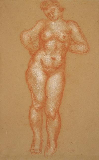 Aristide Maillol, Femme nue debout