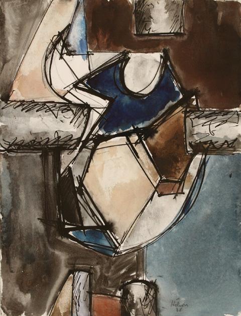Jean Hélion, Figure, 1938