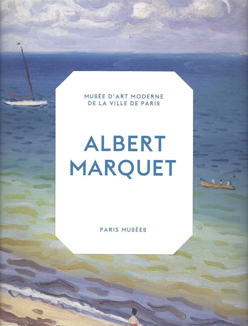 Exhibition Albert Marquet Musee Art Moderne Ville de Paris - 2016