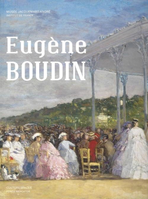 """Exhibition """"Eugène Boudin"""" Musee Jacquemart-André - 2013"""