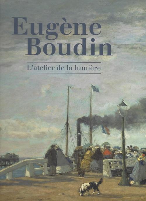 """Exhibition """"Eugène Boudin l'atelier de la lumière"""" Le Havre MuMa - 2016"""