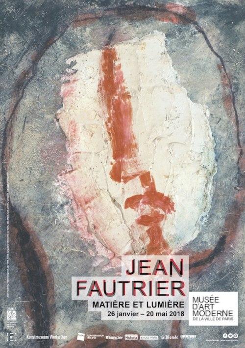 """Exposition : Jean Fautrier """"Matière et Lumière"""""""