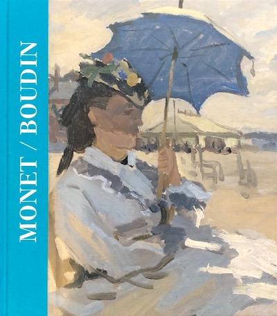 Catalog of the exhibition Monet / Boudin, Thyssen-Bornemisza Museum