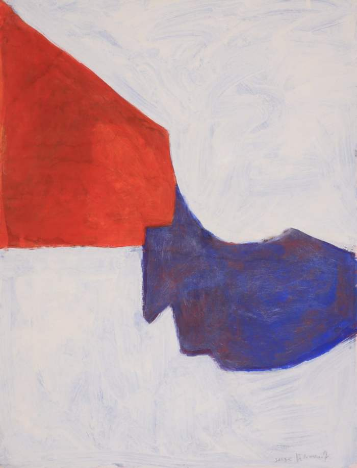 Serge POLIAKOFF : Composition abstraite, 1960-1966