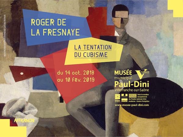 Roger de la Fresnaye la tentation du cubisme