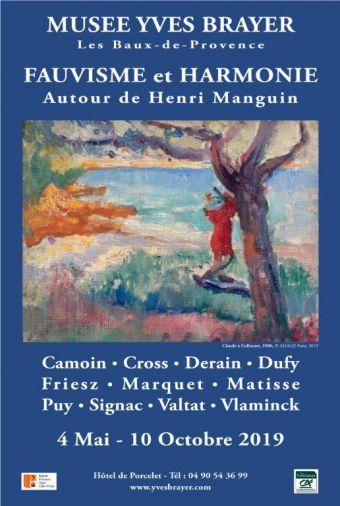 Fauvisme et Harmonie, Autour de Henri Manguin