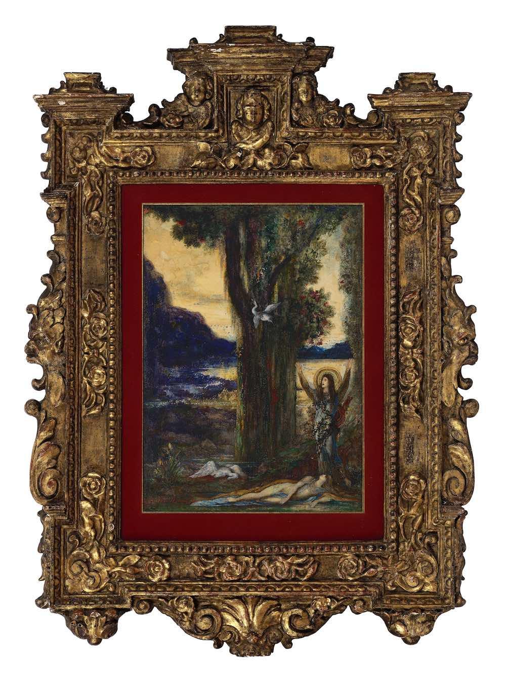 Une minute avec Gustave Moreau - Galerie de la Présidence