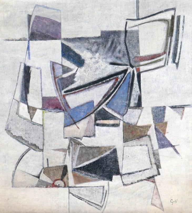 Geer van VELDE, Composition, circa 1967-1969