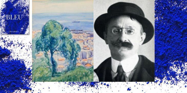 Albert Marquet, Escales bleues