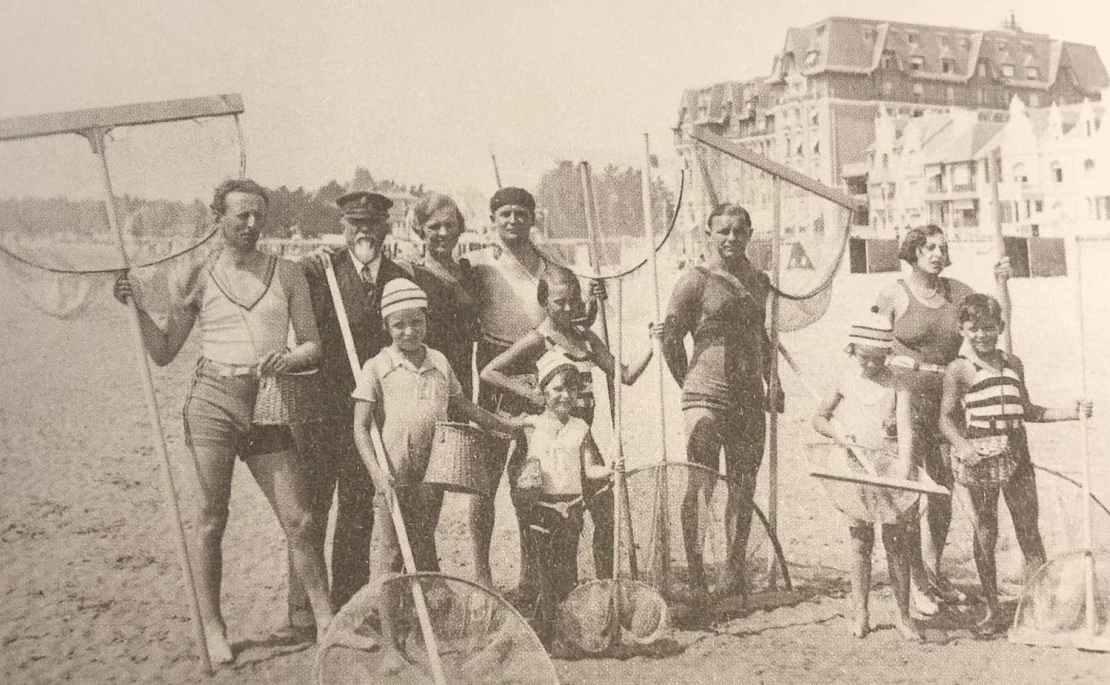 Paul Signac et la famille Lévy à la Baule