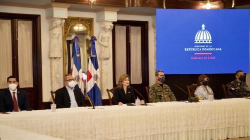 Gabinete Salud informa sobre proceso socialización para la aplicación de la vacuna  contra Covid | Presidencia de la República Dominicana