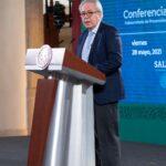 Jorge Alcocer Varela, secretario de Salud