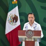 Cuitláhuac García, gobernador de Veracruz
