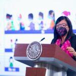 Nashieli Ramírez Hernández, presidenta de la Comisión de Derechos Humanos de la Ciudad de México.