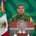 Luis Cresencio Sandoval González, secretario de la Defensa Nacional