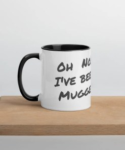 mugged - Mug